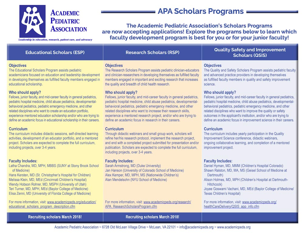 Which scholarship program is for me?